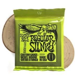 Ernie Ball Regular Slinky Nickel 6