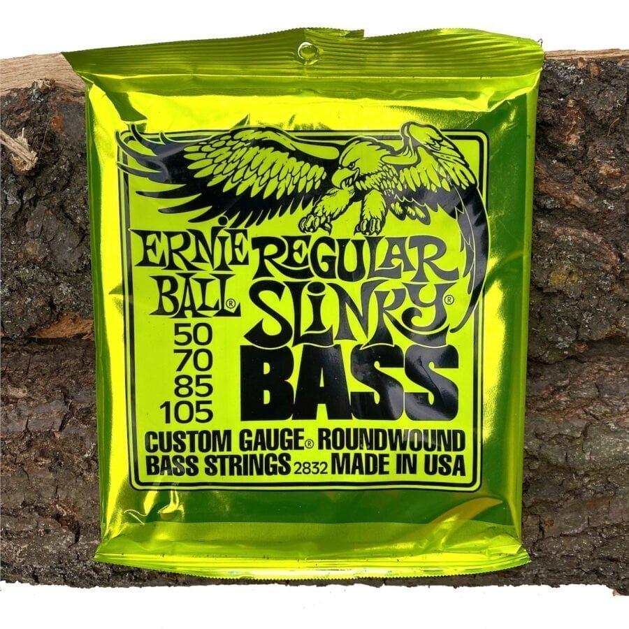 Ernie Ball Regular Slinky Bass 4