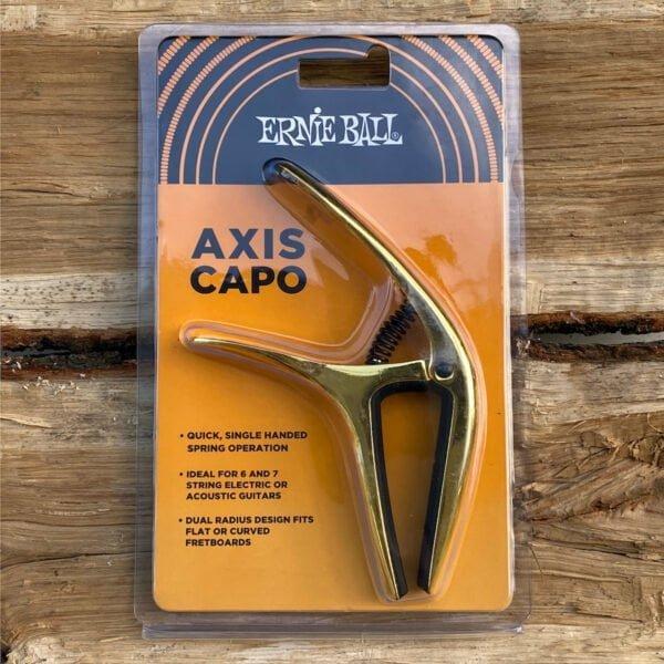 AxisCapo EB9603 kapodaster złoty