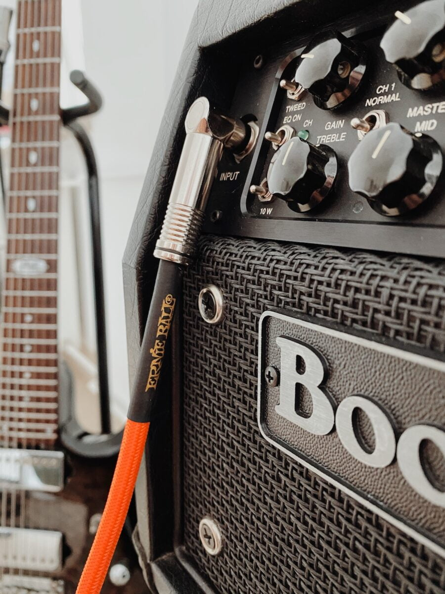 Kabel gitarowy Ernie Ball EB6084