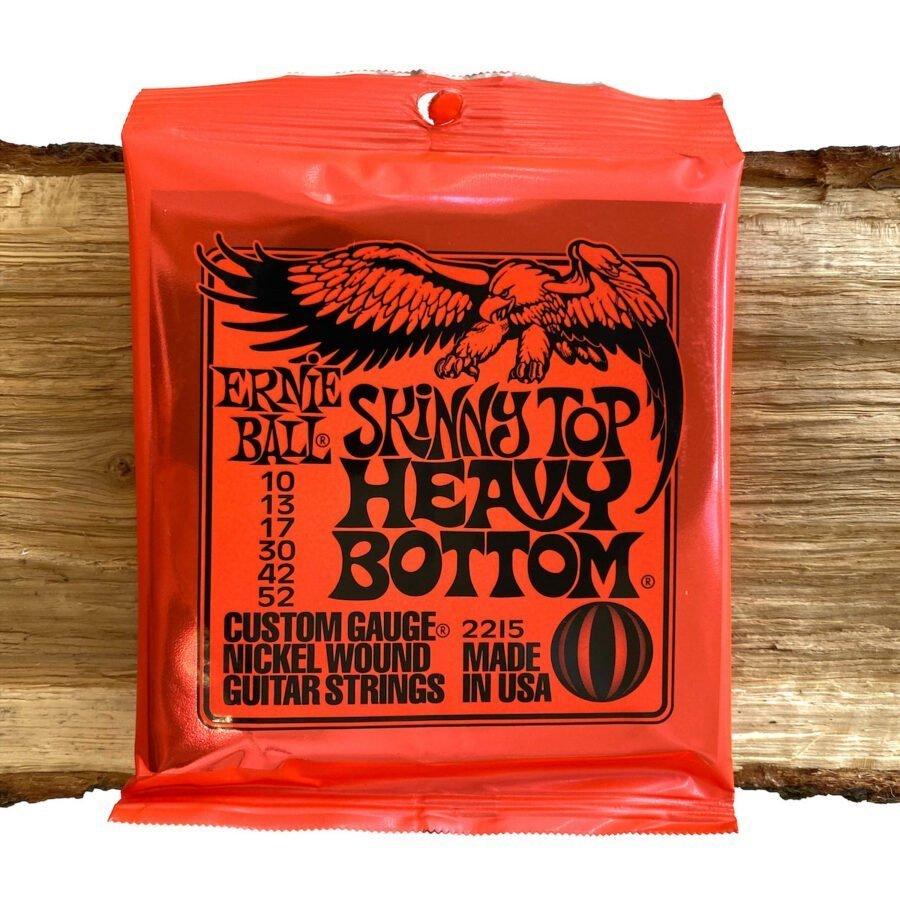 Ernie Ball Skinny Top Heavy Bottom Slinky EB2215