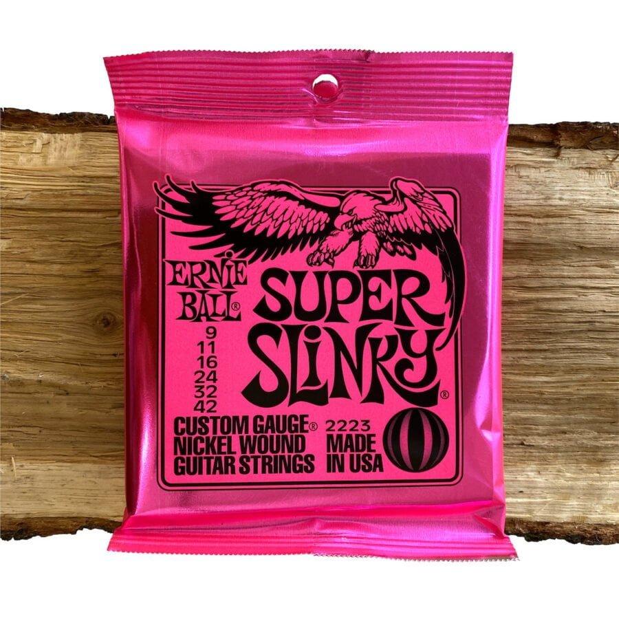 Ernie Ball Super Slinky EB2223