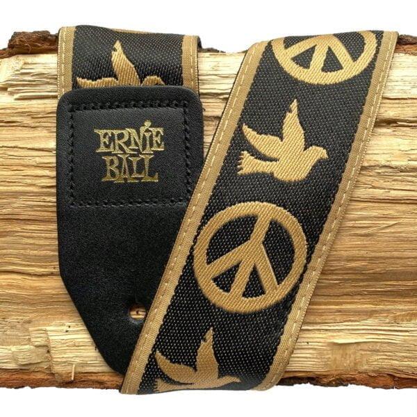 pasek gitarowy peace love EB4613
