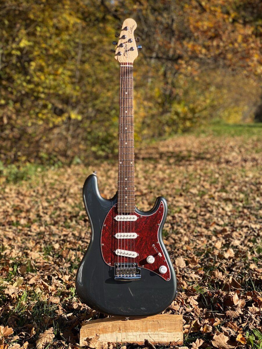 Gitara elektryczna CT30SSS Charcoal Frost
