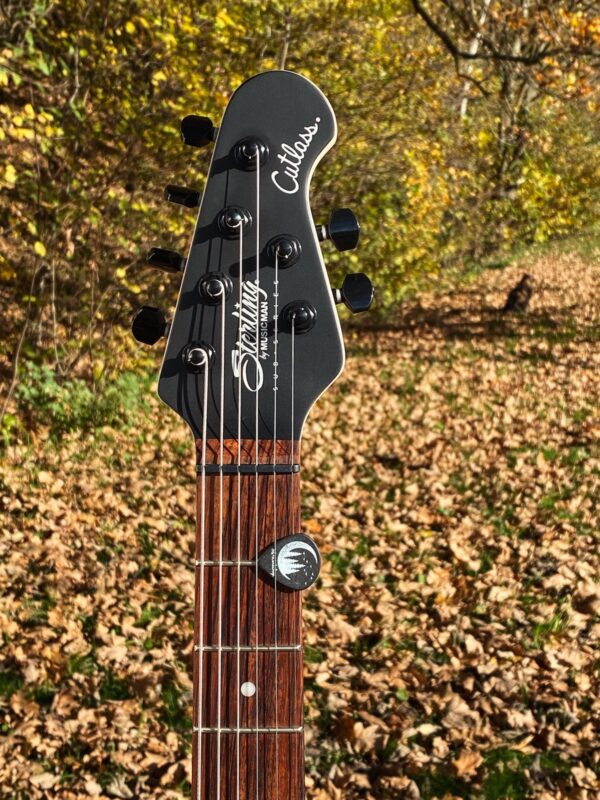 Gitara elektryczna CT30HSS Stealth Black