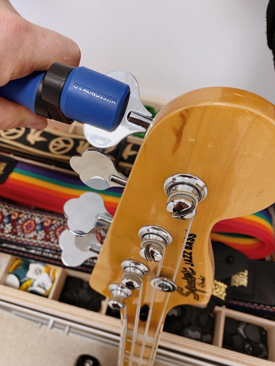 Music Nomad Grip Winder MN221