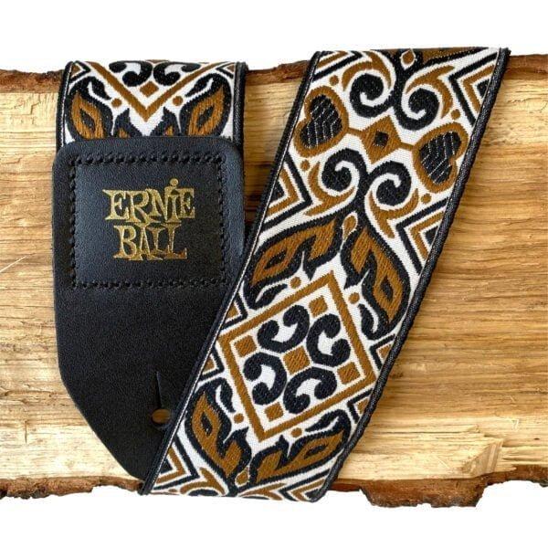 pasek gitarowy Tribal Brown EB4161