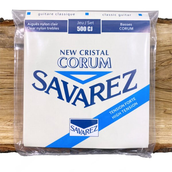 Savarez 500 CJ New Cristal Corum