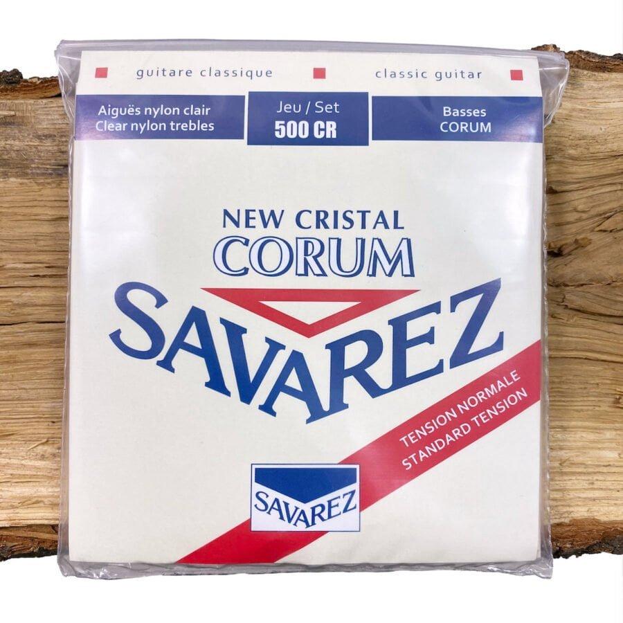 Savarez 500 CR New Cristal Corum