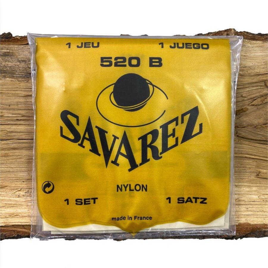 Savarez 520 B struny do gitary klasycznej