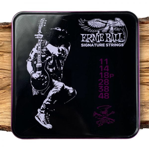Ernie Ball Slash Signature Set EB3820